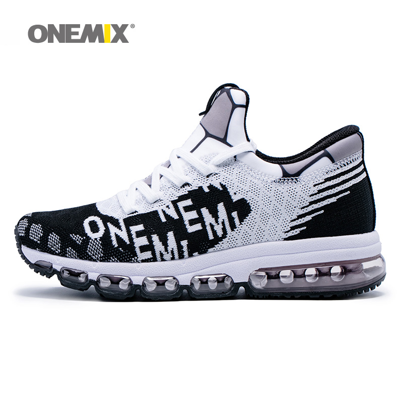 ONEMIX Max Men Running Shoes Women 2019 Trail Nice Trends Athletic Trainers Mens High Top Sports