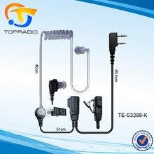 font b Walkie b font font b Talkie b font Headset Topradio Two Way Radio