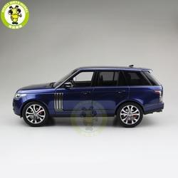 1/18 LCD RANGE Suv Auto Diecast Metalen SUV AUTO MODEL Toys kids kinderen Jongen Meisje geschenken hobby collection
