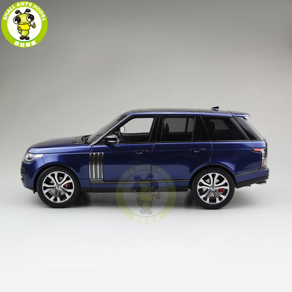 1/18 LCD RANGE Suv Car Diecast Metal SUV CAR MODEL Toys Kids Children Boy Girl Gifts Hobby Collection