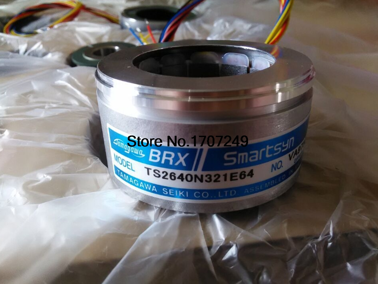 NEW Original from stock TAMAGAWA encoder TS2640N321E64 injection molding machine Rotating transformer Servo motor encoder все цены