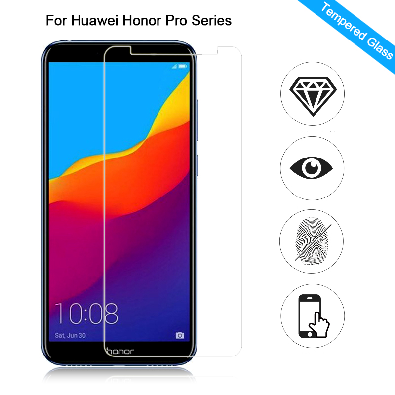 Protective <font><b>Glass</b></font> For <font><b>Huawei</b></font> <font><b>Honor</b></font> 7a Pro 6c 7c <font><b>7</b></font> A 6 C A7 C6 C7 Tempered Glas Screen Protector On The Honor7a 7apro 6cpro Film image