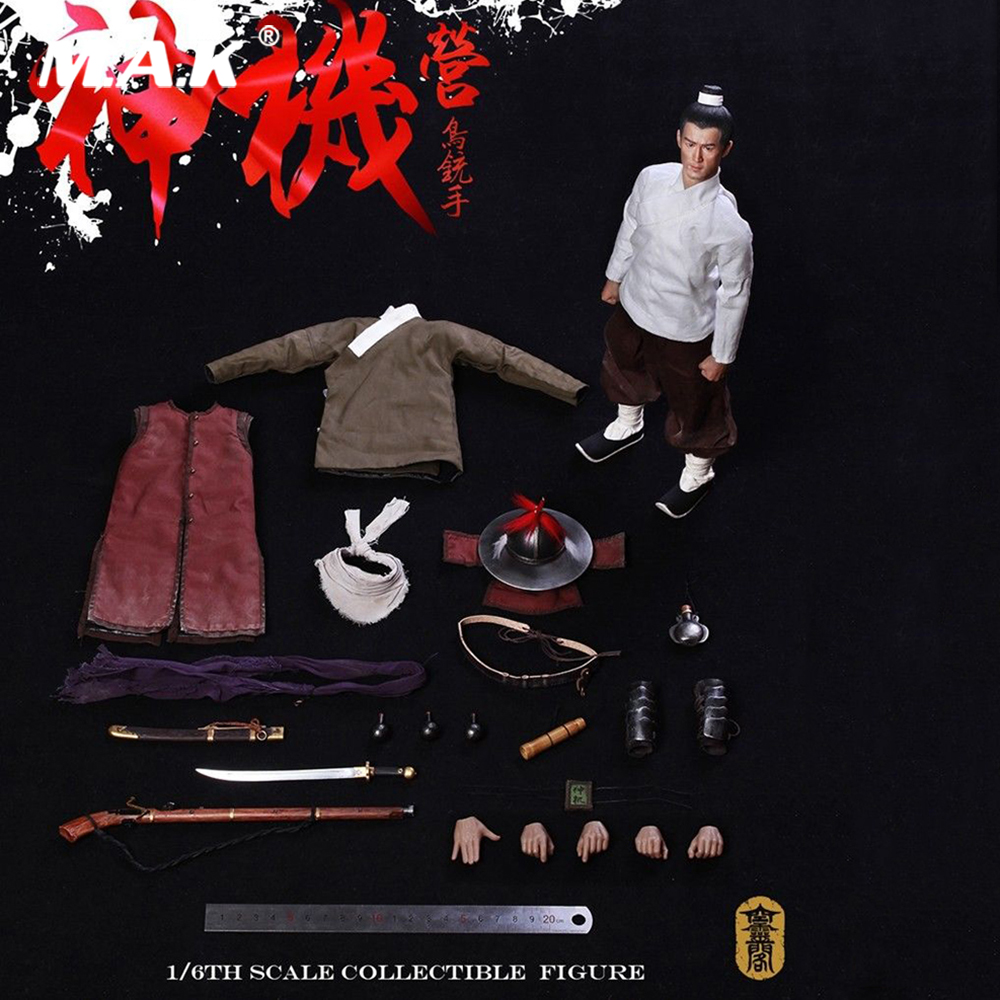 1/6 Scale Toys Works TW002 China Ancient Ming Dynasty imperial guards Commander whole set Collectible Action Figure Doll1/6 Scale Toys Works TW002 China Ancient Ming Dynasty imperial guards Commander whole set Collectible Action Figure Doll