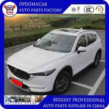 High quality Aluminium alloy screw install side rail bar roof rack for Mazda CX-5 cx5 2017 2018 17 18 roof rack new arrival cross beam cross bar horizontal roof rail for ford explorer 2016 2017 2018 304 stainless steel come if need quality