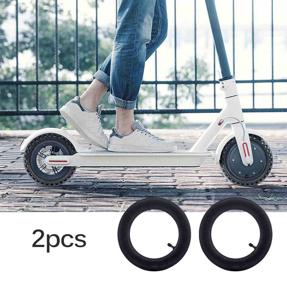 2 Pcs High Performance Electric Scooter Honeycomb Tires Anti Puncture Skate Wheel Tire Front Rear Spare Tires For Xiaomi Utmost In Convenience