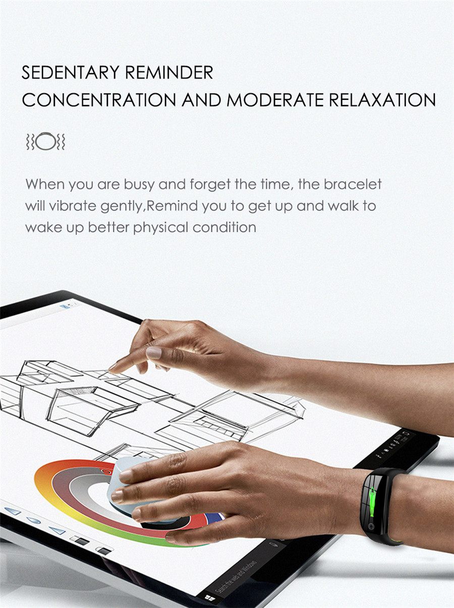 HTB1e7V1eSSD3KVjSZFKq6z10VXah F21 Smart Bracelet GPS Distance Fitness Activity Tracker IP68 Waterproof Blood Pressure Watch Sleep Monitor Smart Band Wristband