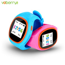 VOBERRY S866 Children Kids Smart Watch With SOS GPS LBS SIM Card Smartwatch Waterproof Children's Watches For Android IOS