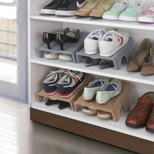 New Modern Double Layer Shoe Racks Cleaning Storage Shoes Rack Living Room Convenient Shoebox Shelf Stand Shoe Organizer