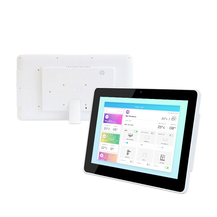 Mini Computer 10.1 Inch Mini PC WIN 10 OEM POS System All In One Desktop Computer Touch Panel PC Tablets