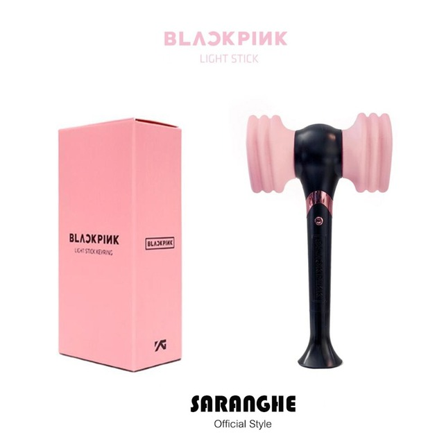 IN STOCK KAWAII Official BLACKPINK LIGHTSTICK BLINK BByong Kpop Stick Lamp 2018 Led Concert Lamp Hiphop Lightstick Hoodies