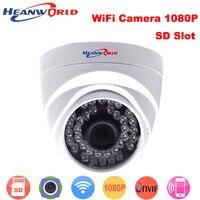 Kablosuz IP Kamera Wifi dahili anten tam HD 1080 P 2.0MP CCTV ağ kamera gözetim video webcam kapalı Ev için kullanım