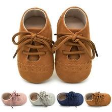 f3081d65a6 Sapatos Mocassins de Couro Macio do bebê Calçado Sapatos Da Menina Do Bebê  Menina Miúdo Recém-nascidos Meninos Sapatilhas Primei.