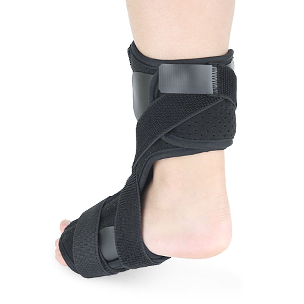 1Pcs Plantar Fasciitis Night & Day Splint Foot Orthosis Stabilizer Adjustable Drop Foot Orthotic Brace Support Pain Relief 5