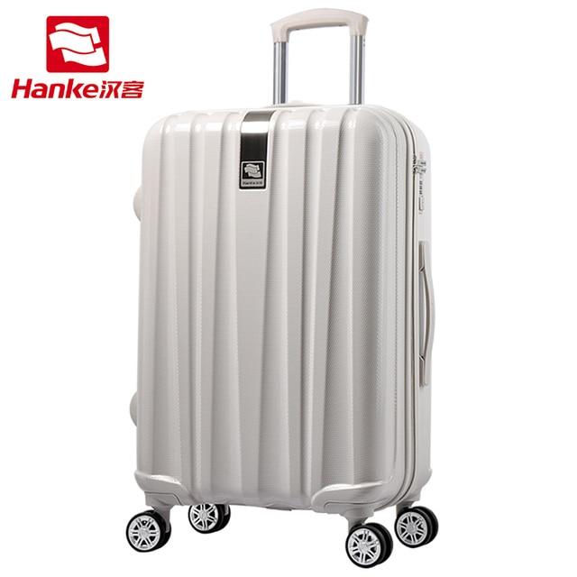 c3a3b6bd68b8 Travel Suitcase Hardside Luggage Bag 20''22''24'' Men Women Carry ...