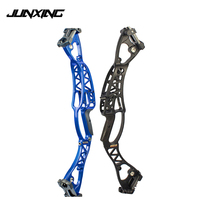 Compound Bow Riser in Aluminum Alloy fit DIY Compound Bow for Outdoor Archery Shoting and Hunting Accessories