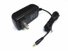 Acアダプタdc電源充電器シルバニアSDVD1332 b SDVD7009ポータブルdvdプレーヤー