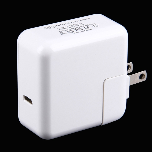 29W Universal Type C USB Charger Travel Wall Charger Adapter 14.5V 2A Smart Phone Charger for LG Nexus 5X Google 6P Mi 5s Plus