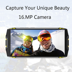 """Image 5 - Blackview BV6800 Pro 4GB+64GB 5.7"""" Waterproof Smartphone 18:9 Screen 6580mAh Android 8.0 Wireless Charging Mobile Phone"""