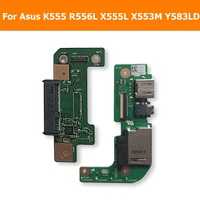 USB Date Charge Dock Flex Cable For Asus K555 R556L X555L X553M Y583LD USB Hard Disk