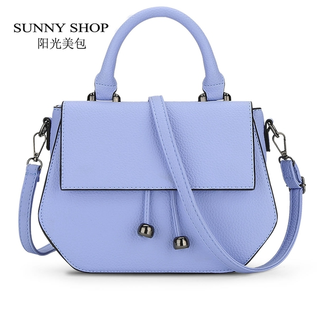Sunny Fresh Pretty Shoulder Bags For S Cute Candy Color Ladys Handbags Small Summer Women