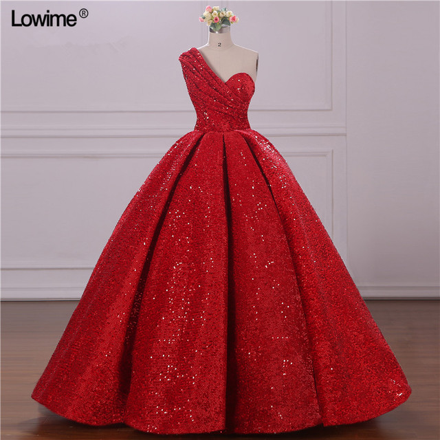 Sexy Elie Saab Short Arabic Red Sequined Formal Evening Prom Party Dress Abiye Turkish Evening Gowns Dresses Avondjurk 2018