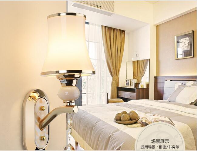 Stile moderno retrò lampade da parete camera da letto d epoca