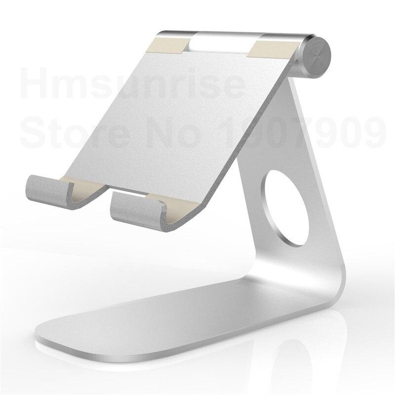 Hmsunrise tutucu ipad için Çok Açılı Taşınabilir Alüminyum - Tablet Aksesuarları - Fotoğraf 5
