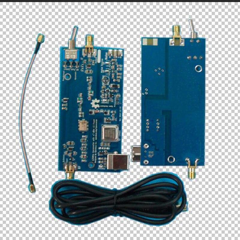 1 pièces SDR Upconverter 1.2 Version Upconverter-125MHz-ADE pour rtl2832 + r820T2 récepteur HackRF One