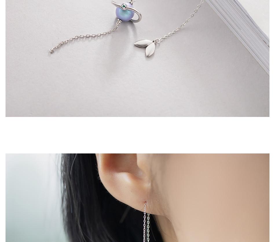 HTB1e7 ja2WG3KVjSZFgq6zTspXaJ Thaya 925 Silver Earrings Midsummer Night's Dream Design Pendant Earrings Vintage Fantasy style Party Jewelry For Women Gift