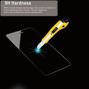 Image 4 - 2 uds para Leagoo T8s vidrio templado Leagoo T8s vidrio para Leagoo T8s Protector de pantalla HD 0,33mm vidrio Protector