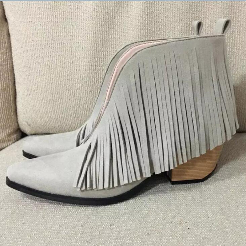 Popular Fringe Cowboy Boots-Buy Cheap Fringe Cowboy Boots lots ...