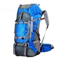FengTu 60L טיולים תרמיל Daypack עבור גברים ונשים עמיד למים קמפינג נסיעה תרמיל חיצוני טיפוס ספורט תיק