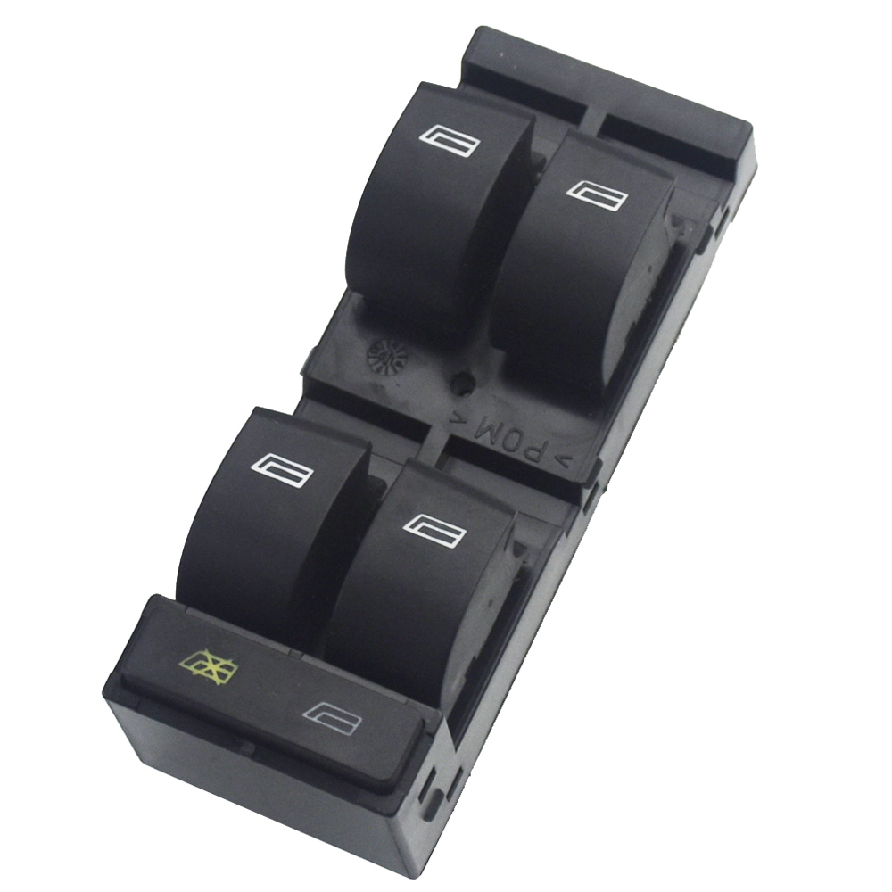 Power Window Master Switch 4B0959851B For <font><b>Audi</b></font> A3 <font><b>A6</b></font> C5 RS6 S6 Allroad 1998 1999 2000 2001 <font><b>2002</b></font> 2003 2004 image