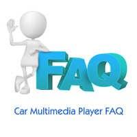 Multimídia carro FAQ