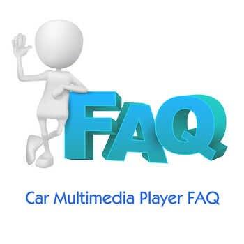Voiture Multimédia FAQ