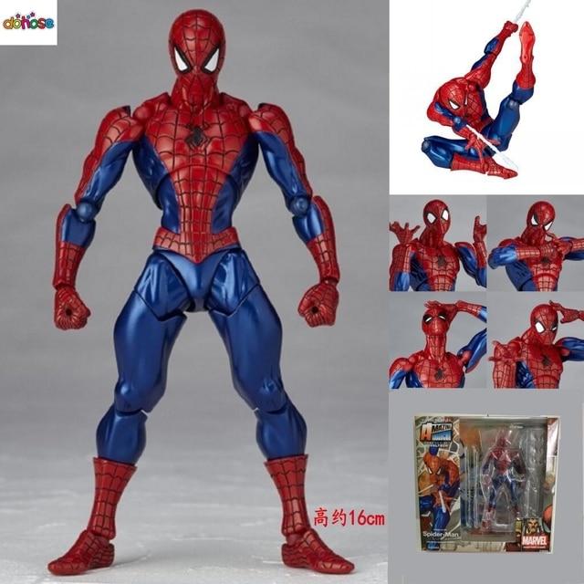 Dibujos Animados increíble Yamaguchi Spiderman tokusatsu revoltech n ...