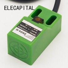 Capteur dapproche 4mm SN04N, NPN,3 fils, commutateur de proximité inductif sans 6 30V DC, SN04 N célèbre