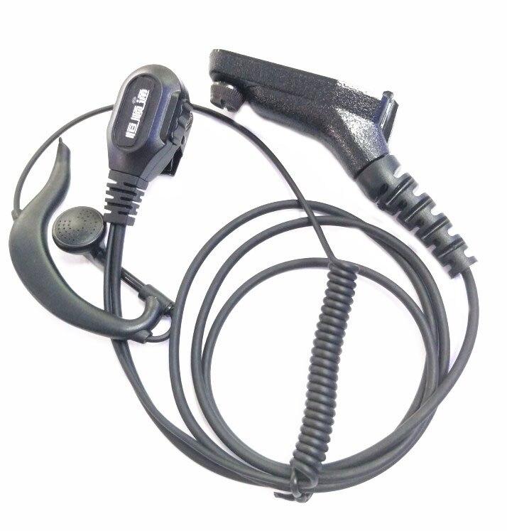 Earpiece PTT for Motorola APX4000 APX2000 APX6000 XPR6300 DP4800 DP3400 MTP6550 XIR P8200 P8268