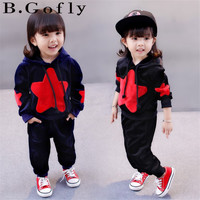 Fashion Boy Toddler Baby Sport Suit Girl Clothing Coat Hooded Top Minnie Coats Outwear Jackets Children Tracksuit Kids