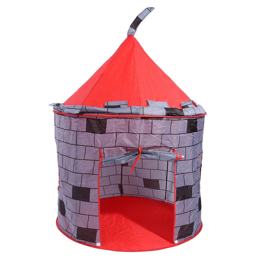 Kidome играют дети Портативный кэбби дом складной Открытый Спорт игрушки палатка дворе парк Вечерние игры часов для Детский подарок игрушка