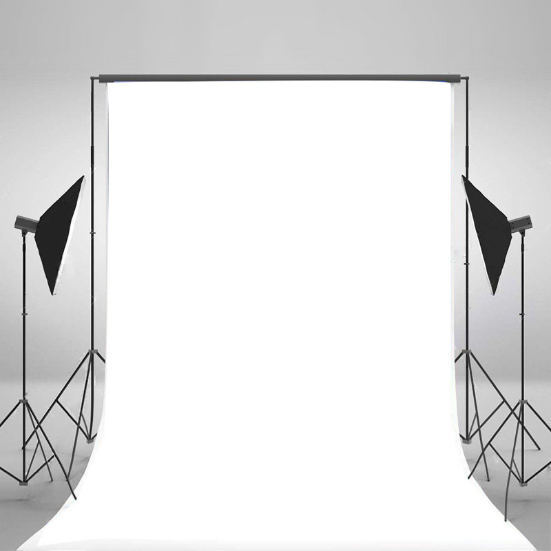 Mayitr 1pc 5x7ft Pure White Photography Background Lightweight Cloth White Screen Backdrops for Photo Studio Props retro background christmas photo props photography screen backdrops for children vinyl 7x5ft or 5x3ft christmas033