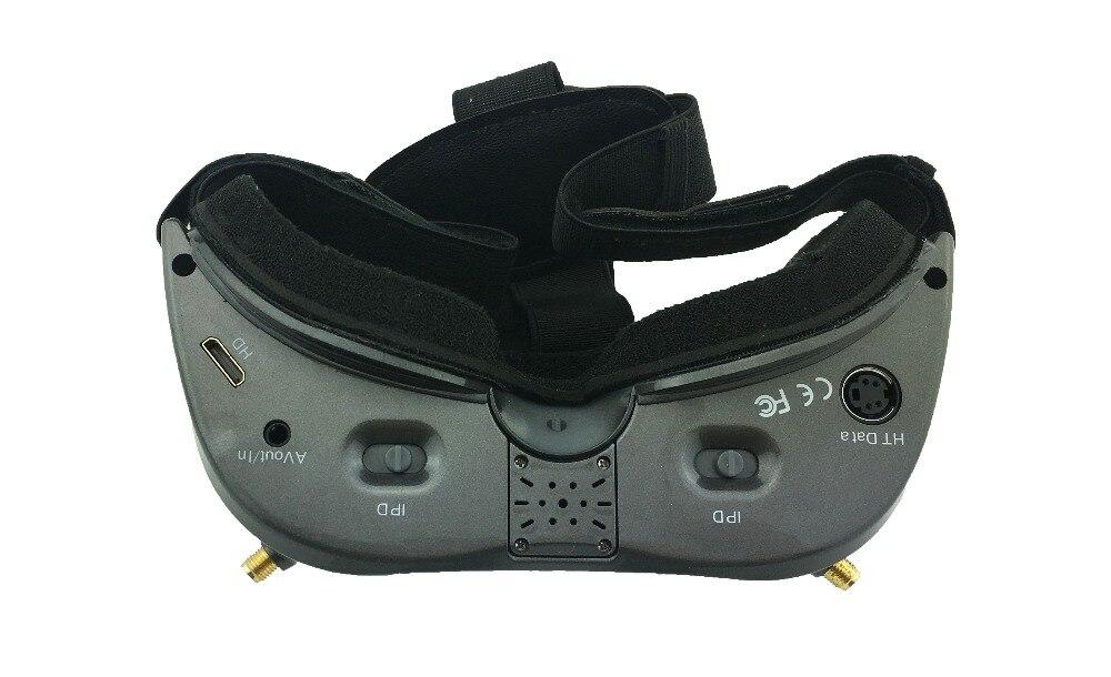Новые популярные очки Aomway Commander V2 3D 5,8G 64Ch 1080P 800*600 SVGA FPV видео гарнитура Поддержка HDMI DVR FOV 45 для радиоуправляемой модели - 2