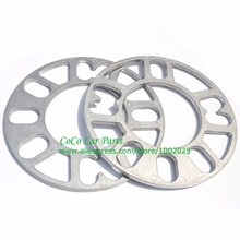Intercalaires de roues en alliage daluminium