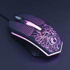 Gamer Mouse Mice LED...