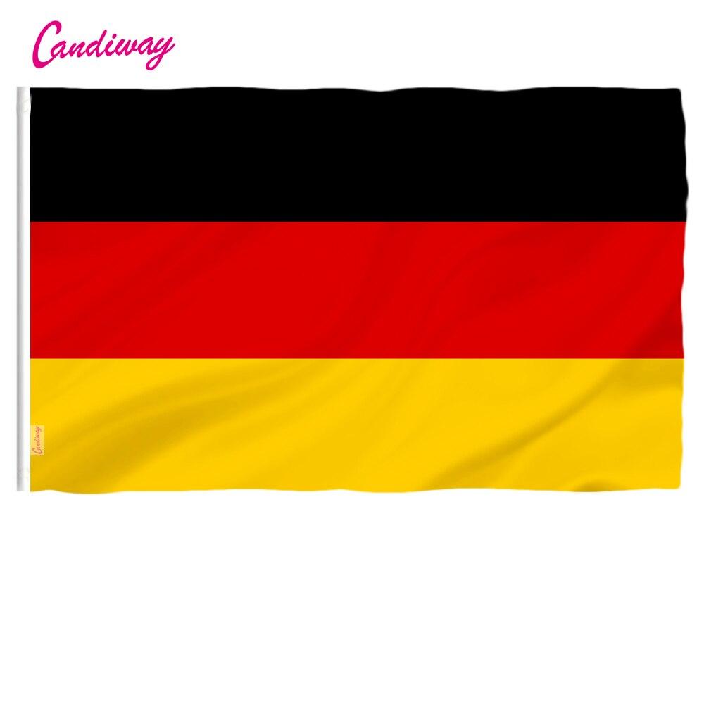 Gambar Bendera Negara Jerman