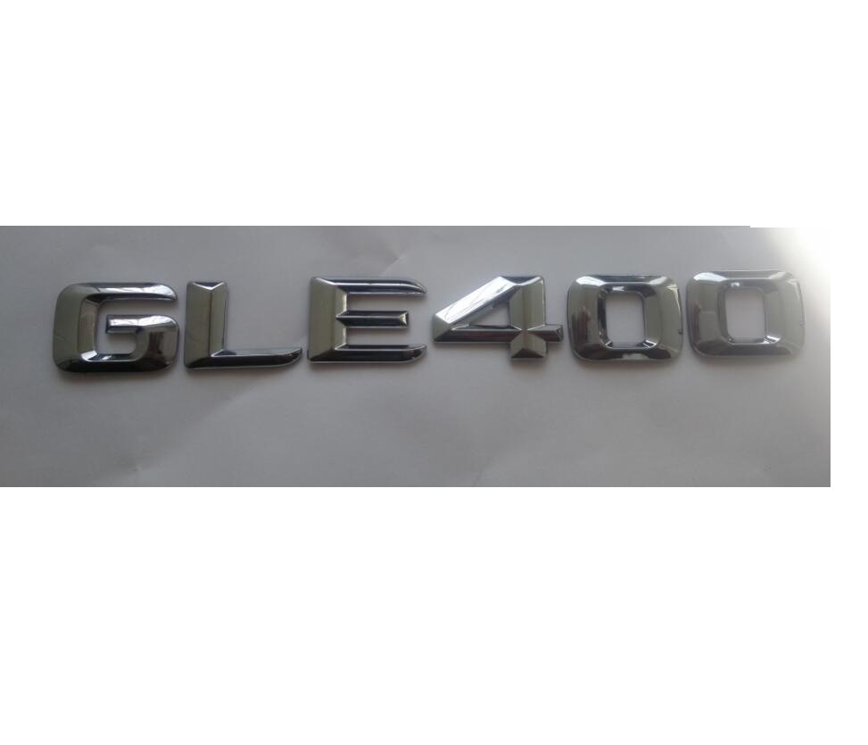 "Gloss Black 3D /""CL550/"" Letters Trunk Badge Emblem for Mercedes Benz CL550"