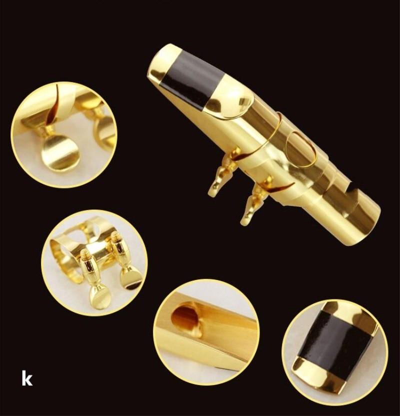 New mouthpiece Alto /tenor/ Soprano S90 Saxophone good mouthpiece size5 6 7 8 9 promotions High quality free shipping morgan vintage model soprano saxophone mouthpiece 7