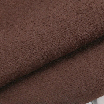 a9207a4f62e Искусственная замша ткань DIY Suedette материал подушка из обивки стул  Простой платье Make