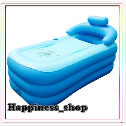WholesaleampRetail Adult Spa Folding Portable Bathtub