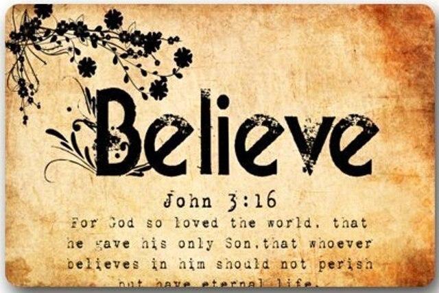 Memory Home Believe Christian Bible Verse Welcome Door Mat